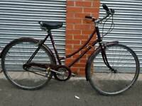 Raleigh vintage ladies bike