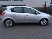 Vauxhall CORSA 2011 SE 1.4 Manual 5 Door Hatchback