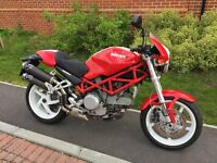 Ducati Monster S2R 803cc