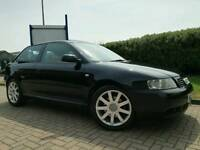 2003/03 AUDI A3 1.9 TDI SPORT 130 *1 OWNER FROM NEW FULL SERVICE HISTORY LONG MOT* golf seat fabia
