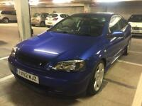 2003 vauxhal astra coupe bertone edition rare elec blue body kit alloys subwoofer music system immac