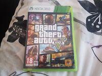 Xbox 360 Grand Theft Auto 5 (2 discs)