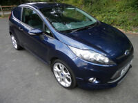 Ford Fiesta Van TDCI Only 71000 Miles 12 Months MOT Beautiful Condition Drives Superb Any Insp/Trial