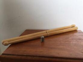 Drum sticks endorsed by Jim Kilpatrick