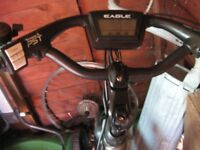 EBCO EAGLE ELECTRIC BICYCLE