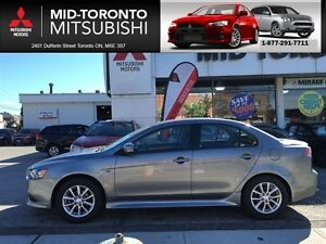 2015 Mitsubishi Lancer SE  PRICE DROP!!