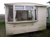 Carnaby Belvedere FREE DELIVERY 32x12 2 bedrooms offsite static caravan