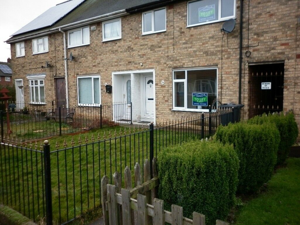 3 Bed House To Rent Greatfield Est Hull