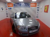 Audi A4 TDI SPORT(ONLY 30000 MILES)FREE MOT'S AS LONG AS YOU OWN THE CAR!!! (grey) 2007