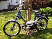 Honda PF50 MR2 Amigo Moped 1976 rare 2-stroke model - £350 OVNO