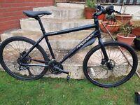 Ridgeback Storm Hybrid Road Bike had very little use