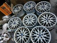 Ford alloys 2 sets