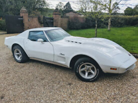 Corvette stingray 1975 t-top