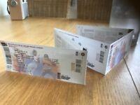 4x England v India cricket t20 tickets- cardiff