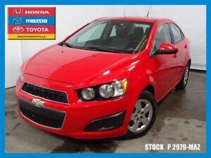 2012 Chevrolet Sonic LS*** BAS PRIX ***