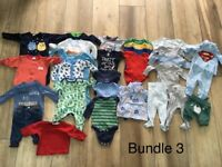 0-3 boys large bundle (mainly John Lewis and H&M)