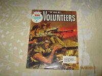 Vintage The Volunteers (1969) comic
