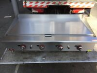 NEW GAS FLAT GRILL FAST FOOD CATERING COMMERCIAL RESTAURANT CAFE KEBAB CHICKEN RESTAURANT SHOP BAR