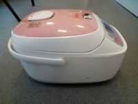 Cheap Superb Quality, Ceramic Chinese electric rice cooker - hardly used!