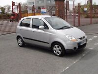 Chevrolet Matiz 1.0 SE+ 5dr MOT May 2018 1 Previous Keeper 2 Keys AC Remote Locking