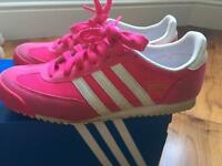 Adidas Dragons Size 4.5