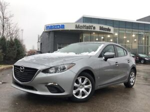 2016 Mazda 3 GX GX BLUETOOTH, CRUISE, BACKUP CAM, 7 SCREEN