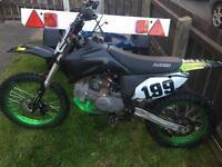 Pit bike lmx 140cc pitbike stomp