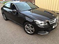 Mercedes-Benz E Class 2.1 E220 CDI SE 7G-Tronic Plus 4dr p/x considered 2014 (14 reg), Saloon