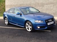 2009 Audi A4 2.0 TDI full s line kitted not Jetta Leon Passat a6 BMW