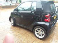 Motorhome tow Smart, FORTWO CABRIO, Convertible, 2010, Semi-Auto, 999 (cc), 2 doors