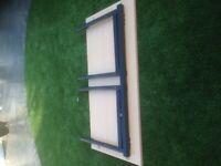 Metro plan fold down table deveshire chairs