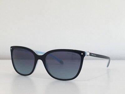 e5c42bc8ad70e 66 Tiffany   Co. TF 4105-H-B 8193 9S Black Gray Gradient Sunglasses