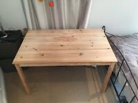 Wooden workdesk for sale [pick-up only]