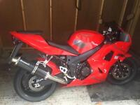 Triumph Daytona 600,650 675 LOW MILEAGE ,