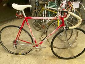 Moser classic Italian road bike