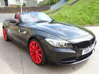 BMW Z4 2.5 Z4 SDRIVE23I HIGHLINE EDITION 2d AUTO 201 BHP FULL LEATHER TRIM + SERVICE RECORD