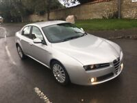 Alfa Romeo 159 1.9 jtdm diesel 122 k miles Good condition 1350 pounds No offers