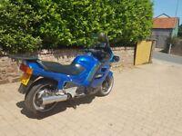 EX POLICE ST1100 PAN EUROPEAN FULL MOT