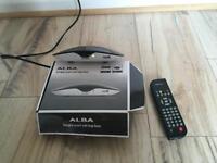 Alba freeview set up box