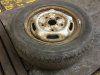 """16"""" Ford Transit wheel with tyre - £30 or offers, collection only"""