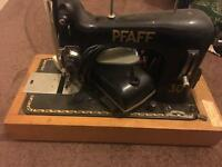 German heavy duty vintage industrial Pfaff 30 -£50