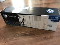 HP 125A Toner - Cyan - Genuine - New