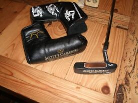 Scotty Cameron Tel3 Newport 2 Putter (Right Hand)