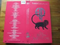 ELP The Return of the Manticore 4 cd boxed set