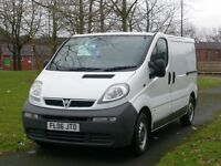 2006 Vauxhall Vivaro 2900 Di (Ex BT Fleet) (Only 68k Miles) NO VAT... Fsh