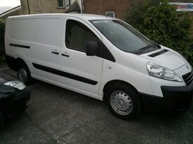 PEUGEOT EXPERT 1.6HDI 1200 L2 H1 LWB 2YRS OLD LOW MILEAGE - IMMACULATE CONDITION