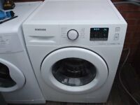 SAMSUNG 7KG WASHING MACHINE IN GOOD CLEAN WORKING ORDER 3 MONTH WARRANTY AND PAT TESTED