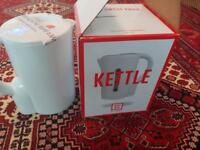 Toaster and kettle new