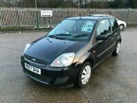 2008 57 ford fiesta 1.2 cheao car