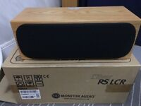 Monitor Audio Centre Speaker RS LCR in Cherry